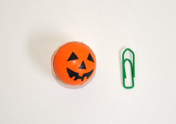 Mini Halloween Kürbis - Flummi