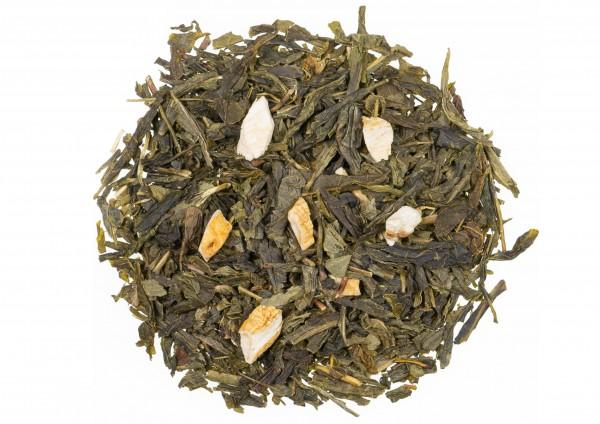 Grüner Tee mit Ginseng natürlich - Grüntee