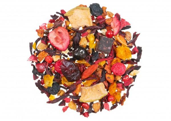 Power-Beeren / Aronia Acerola Geschmack - Früchtetee natürlich mit Vitamin C und Zink