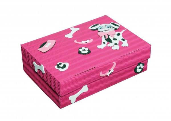 Schul- und Kreativbox - Dalmatiner, Hunde