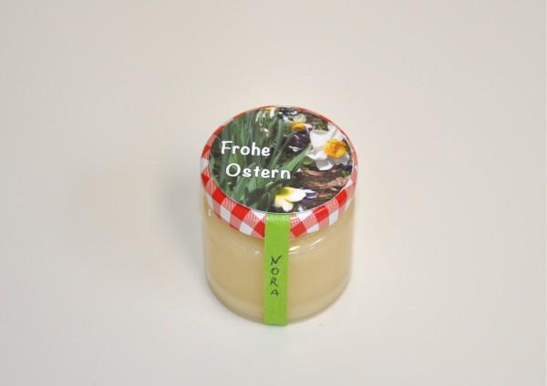 Frohe Ostern - Honig mit Wunschnamen - personalisiert - Gastgeschenk -