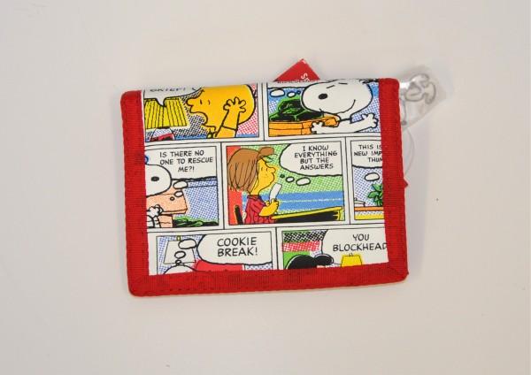 Snoopy - Geldbörse / Brustbeutel