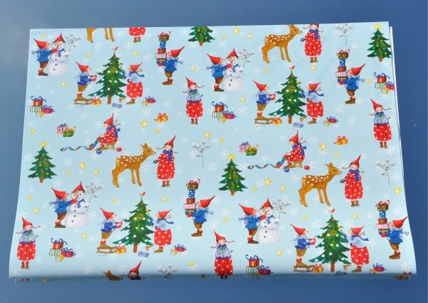 Kinderfreude / Pippa und Pelle - Geschenkpapier