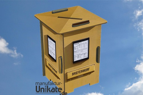 Briefkasten - Twinbox