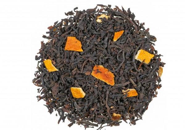 Petersburger Mischung - Scharztee / Orange Marzipan Geschmack