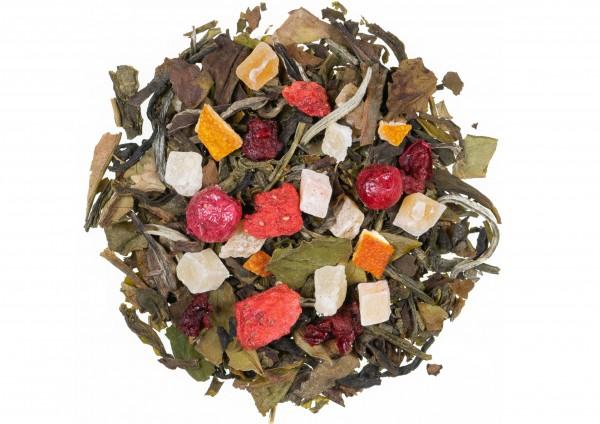 Tempel der Götter® - Weißer Tee / Lychee Pfirsich Geschmack