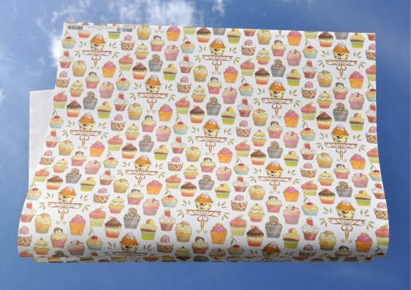 Muffin - Geschenkpapier