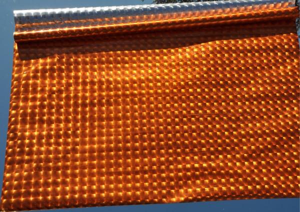 KUPFER metallic glänzend - Geschenkpapier auch als Schrankpapier