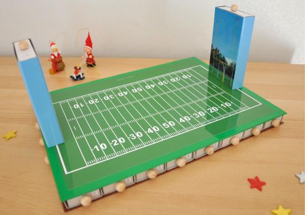 American Football - Adventskalender zum selbst befüllen