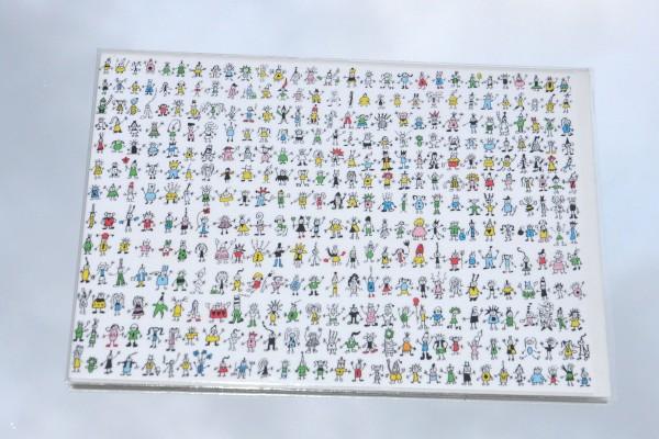 Kinder der Welt - Klappkarte mit Umschlag