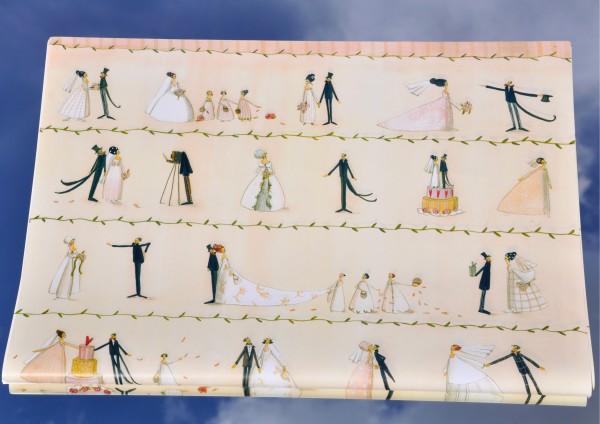Hochzeit - Geschenkpapier
