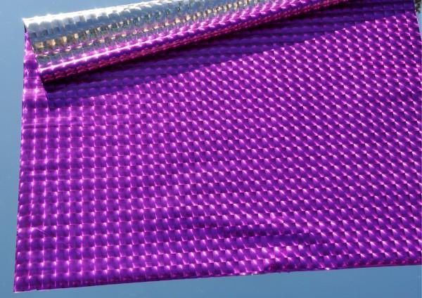 LILA metallic glänzend - Geschenkpapier auch als Schrankpapier