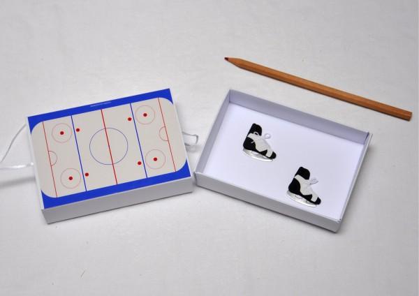 Eishockey - Geschenkschachtel