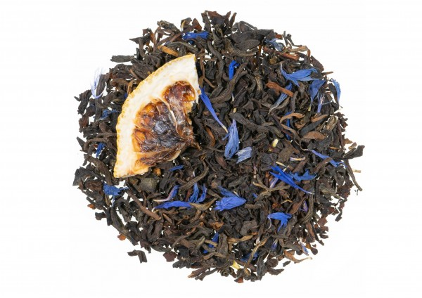 Lemon Vanille - Schwarzer Pu Erh Tee