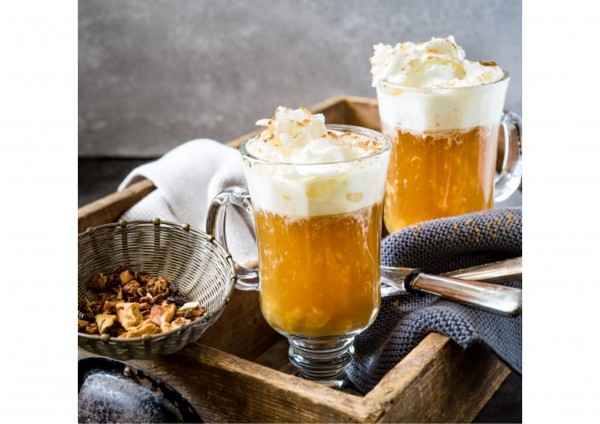 Rezept - Apfelstrudel Punsch
