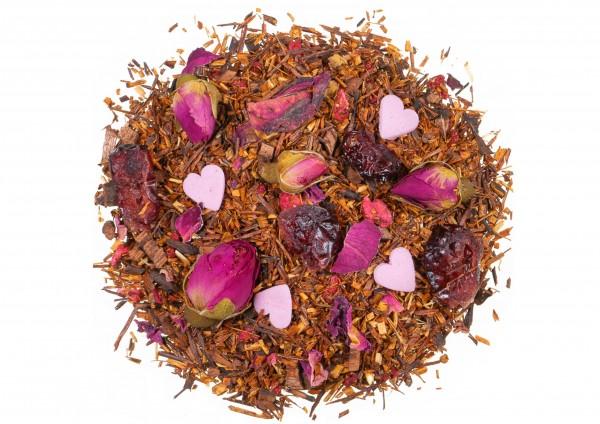 Mein Herzchen / Cranberry Himbeer Geschmack - Rotbuschtee