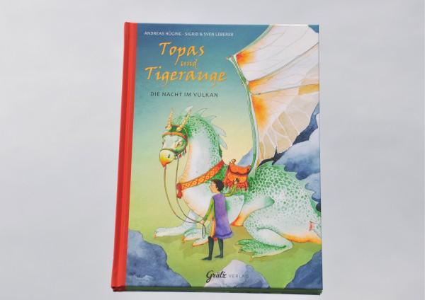 Topas und Tigerauge - Kinderbuch