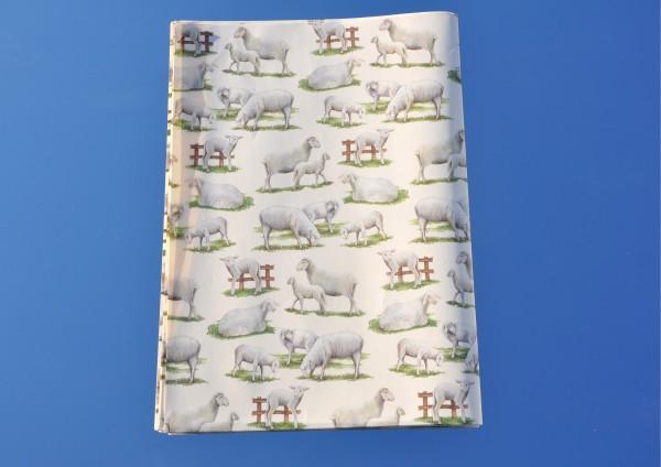 Schafe - Geschenkpapier