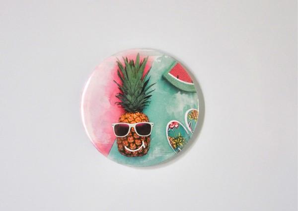 Sommer - Ø 5,6 cm - Magnet