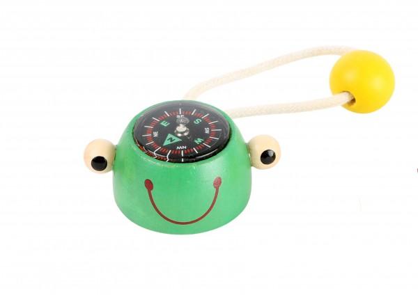 Frosch - Kompass für Kinder