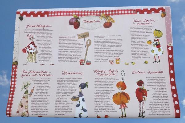 Marmelade - Geschenkpapier
