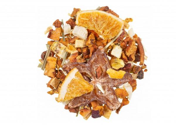 Früchtestar mild - Früchtetee / Sternfrucht Kiwi Geschmack