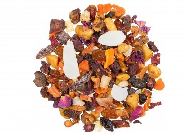 Pflaume-Marzipan mild - Früchtetee