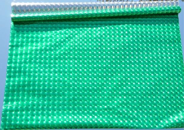 GRÜN metallic glänzend - Geschenkpapier auch als Schrankpapier