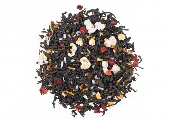 Cranberry Milchreis - Schwarztee