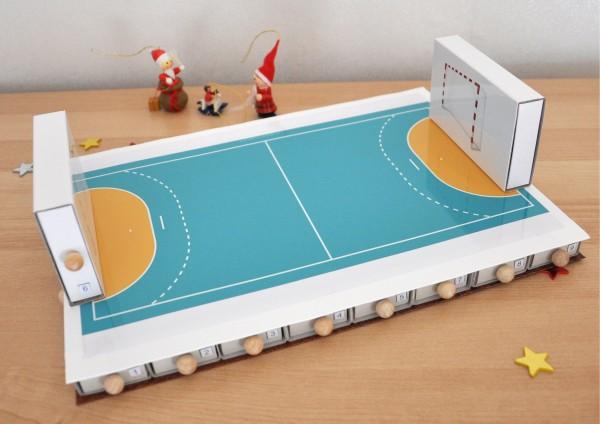 Handball - Adventskalender zum selbst befüllen