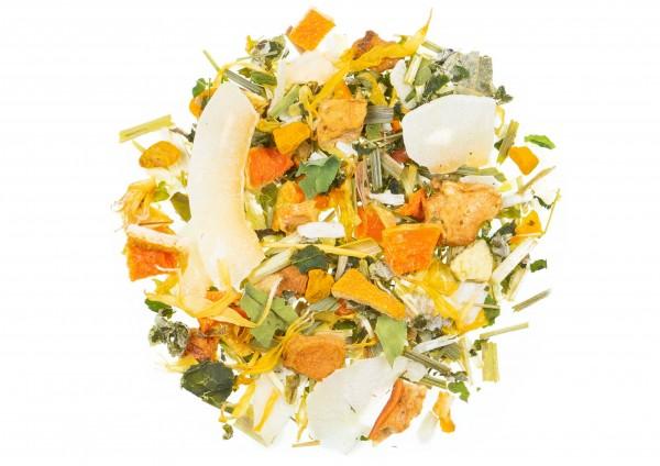 Venezianischer Engel / Orange Vanille Geschmack - Kräuter-Früchtetee-Mischung