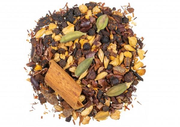 Winterschokolade ® / würziger Schoko Geschmack - Rotbuschtee