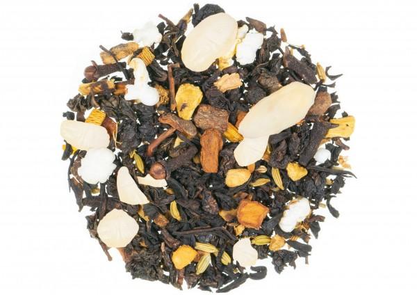 Orientalische Mandelmilch / Mandelmilch Gewürz Geschmack - Schwarztee