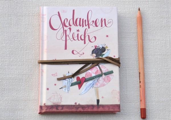 Gedankenreich - Notizbuch