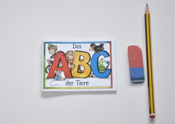 ABC der Tiere - Minibuch