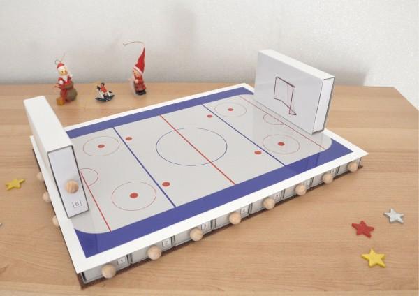 Eishockey - Adventskalender zum selbst befüllen
