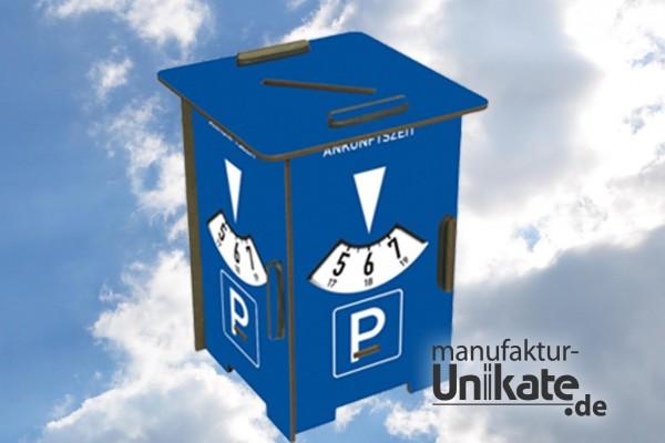 Parkscheibe - Twinbox