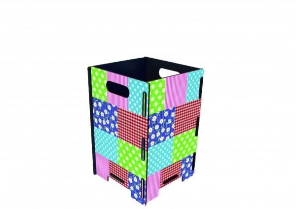 Patchwork - Papierkorb