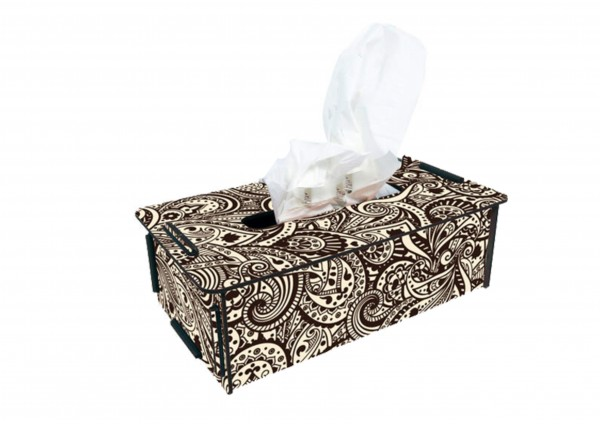 Paisley - TaschentuchBox