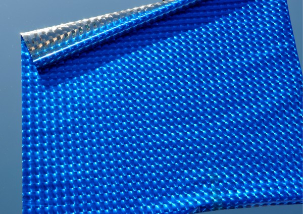 DUNKELBLAU metallic glänzend - Geschenkpapier auch als Schrankpapier
