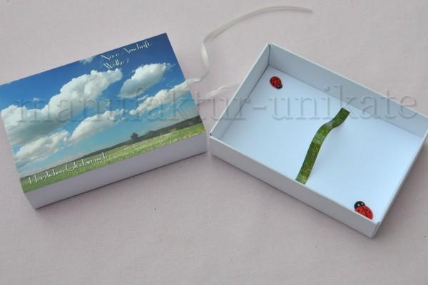Schachtel - Wolke 7 -