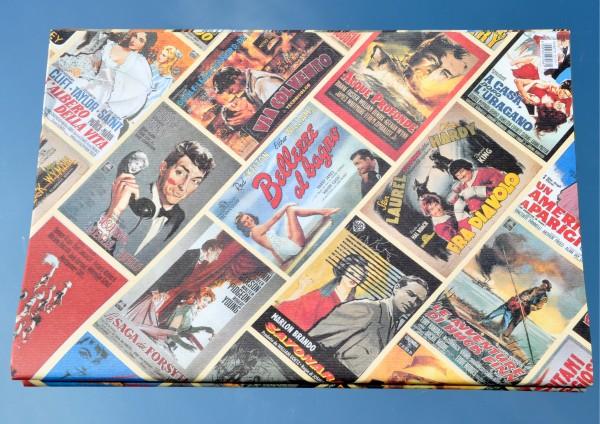 Filmposter - Geschenkpapier