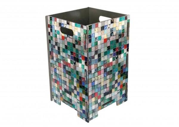 Mosaik - Papierkorb