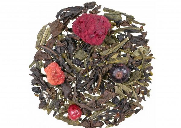 Beerenhexe - Oolong Tee / Waldbeeren Geschmack