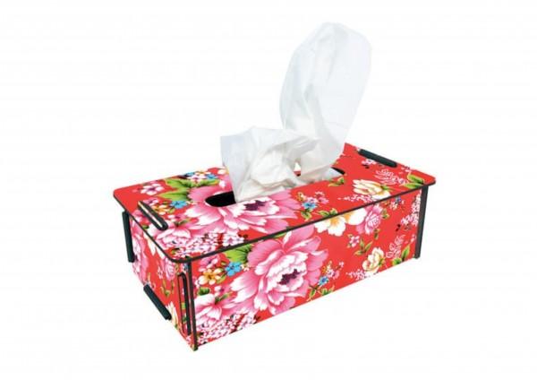 Blumen - TaschentuchBox