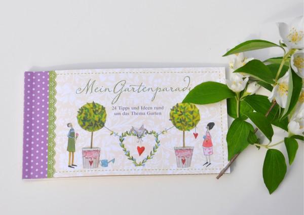 Mein Gartenparadies - kleines Geschenkbuch