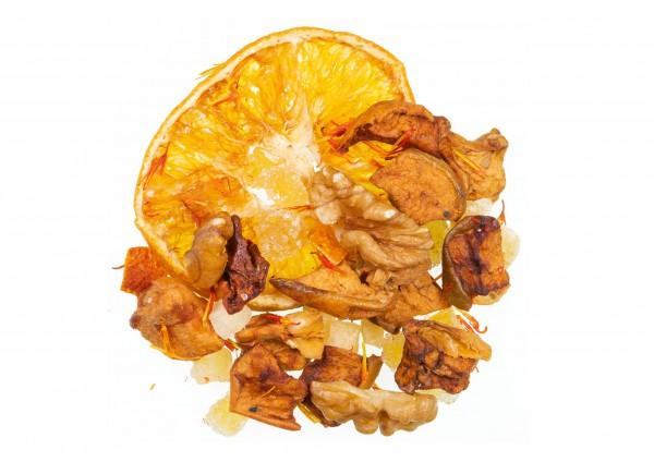 Nikolausgaben mild - Früchtetee / Apfel Mandarine Geschmack