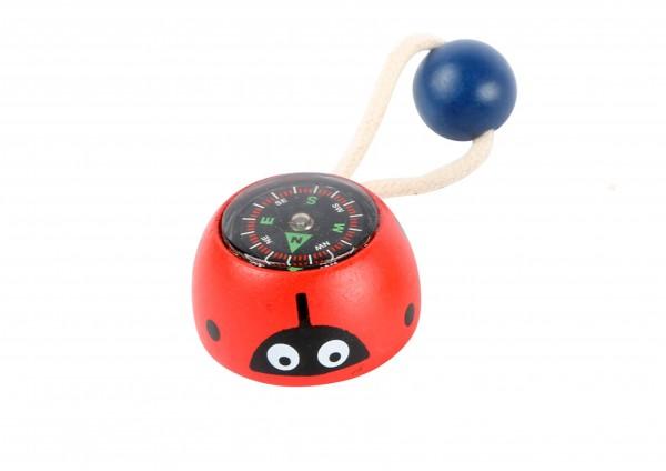 Marienkäfer - Kompass für Kinder