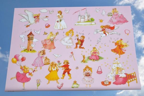 Prinzessin - Geschenkpapier
