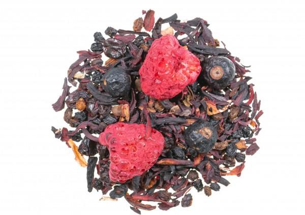 Himbeer - Kirsch / Rote Grütze - Früchtetee